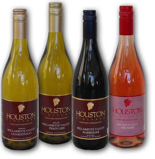 houston Vineyard Chardonnays